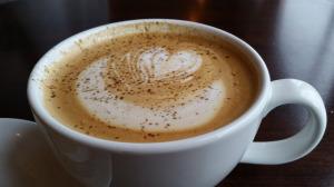 Turkish Latte with Cardamom